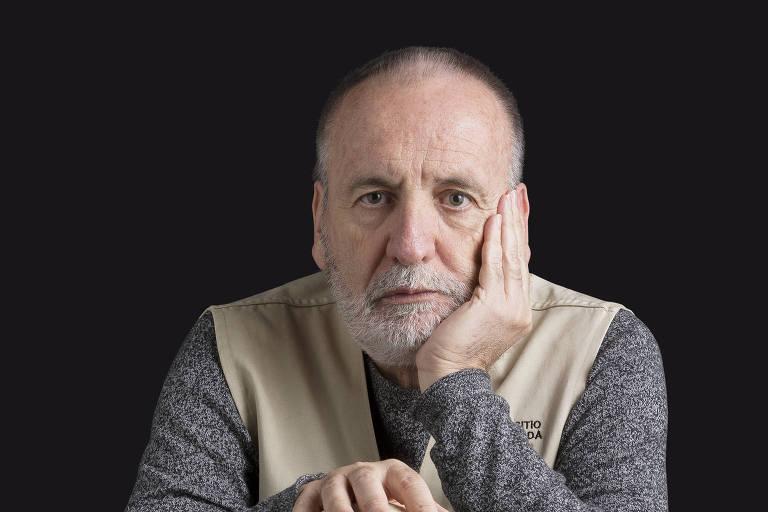 O cientista Walter Neves (PPL), candidato a deputado federal por São Paulo