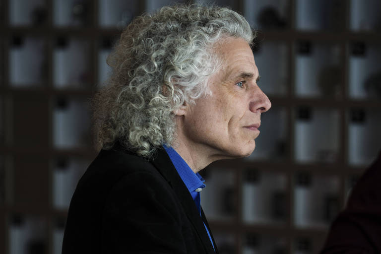 Steven Pinker, autor de 'O Novo Iluminismo'