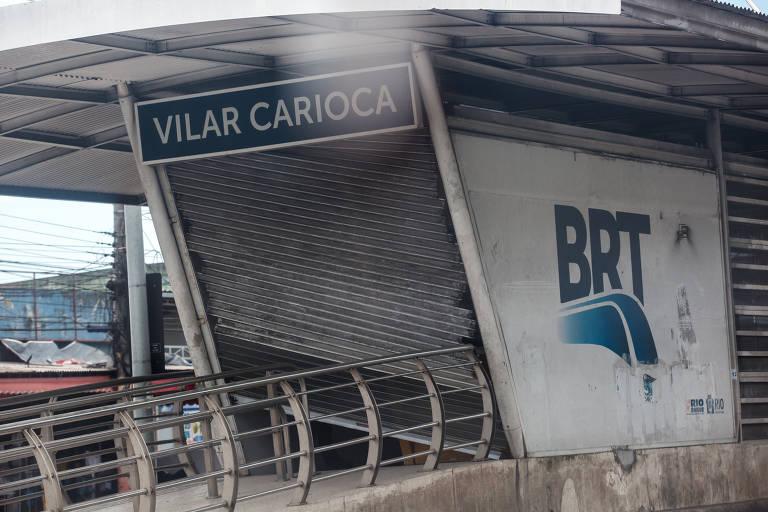 BRT do Rio