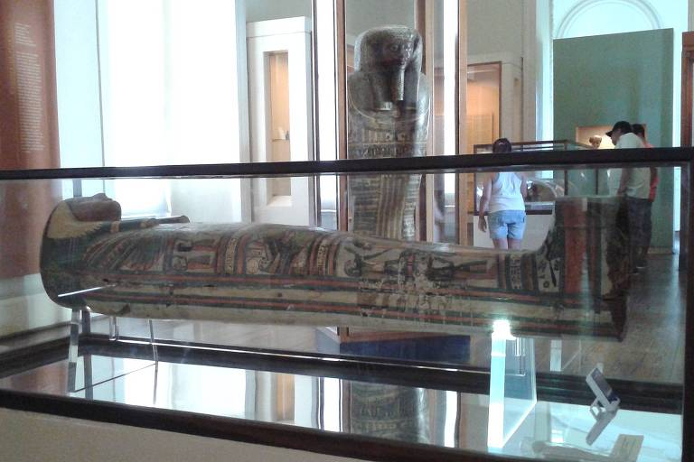 Acervo do Museu Nacional