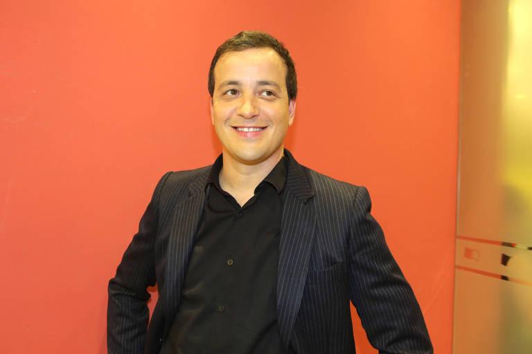 O ator Rafael Cortez