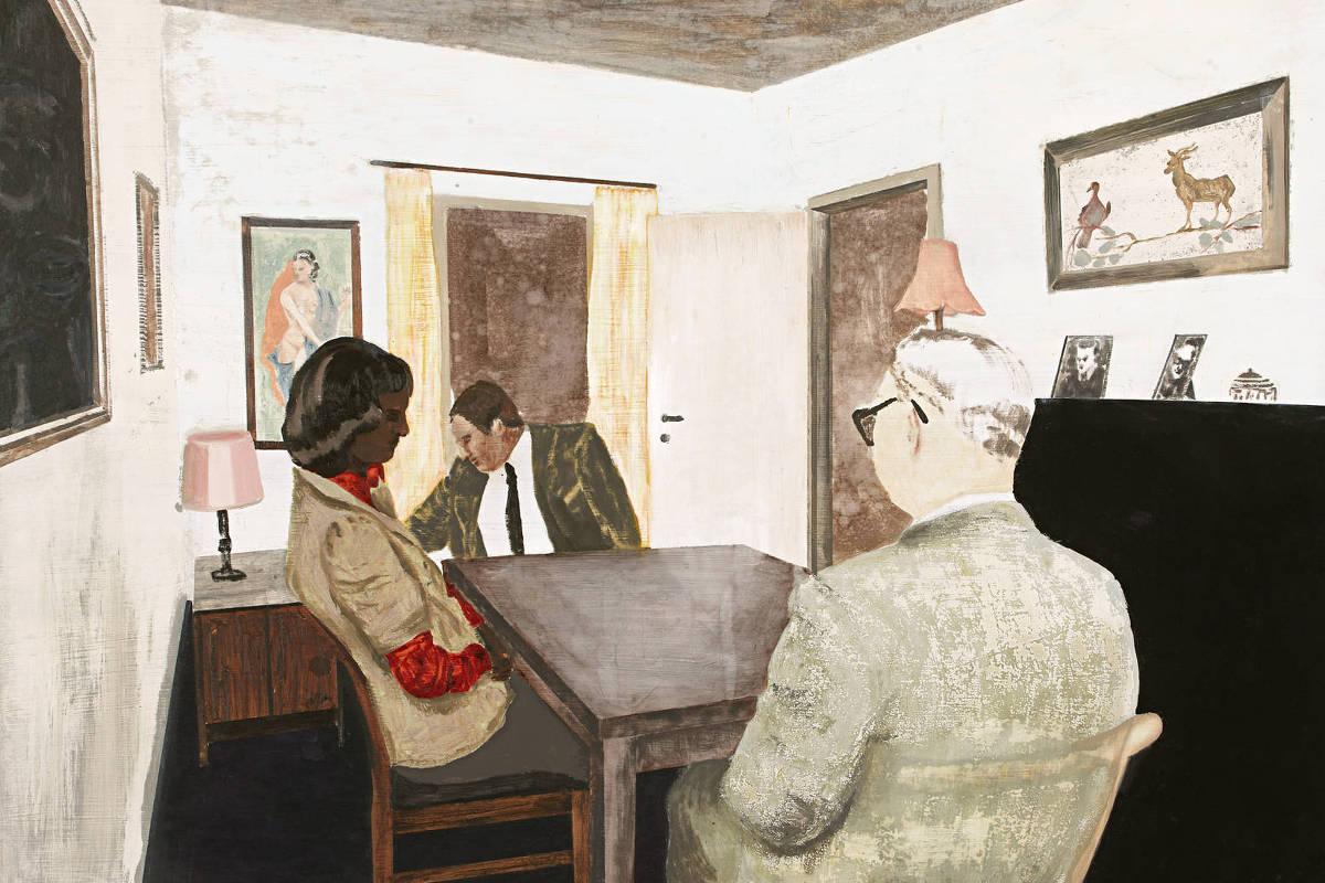 'Pigeon House', de Mamma Andersson, de 2010 (Divulgação)