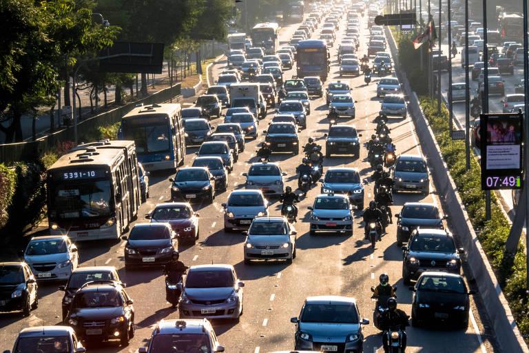 Desafio de projetos de mobilidade sustentável para São Paulo