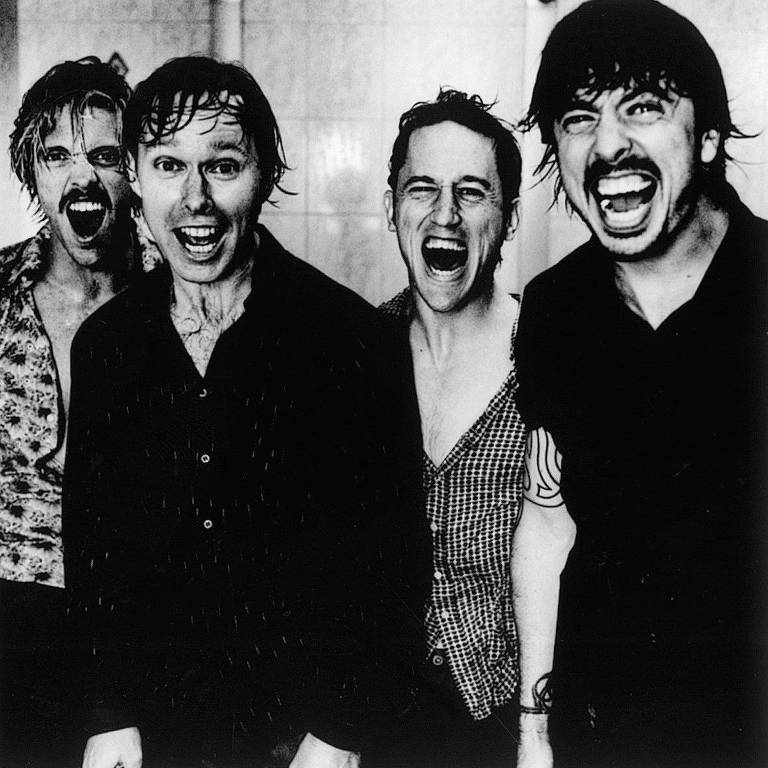 Foo Fighters - Oficial