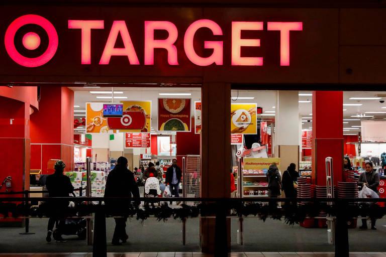 Loja da Target em Nova York, nos EUA