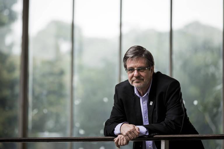 Roberto Leher, professor titular da Faculdade de Educação e reitor da UFRJ