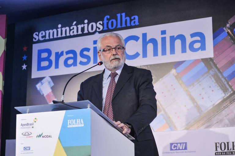 Embaixador Roberto Jaguaribe, presidente da Agência Brasileira de Promoção de Exportações e Investimentos (Apex)