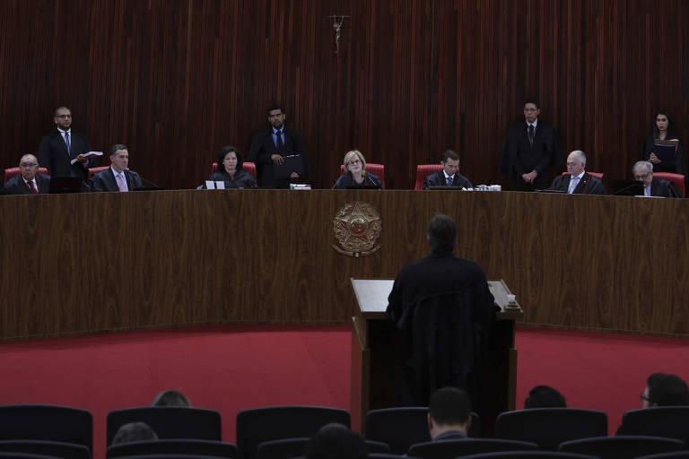 Julgamento da candidatura do ex-presidente Luiz Inácio Lula da Silva, no TSE
