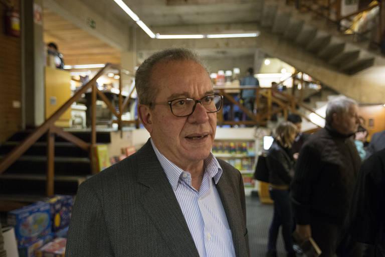 José Aníbal (PSDB-SP), que reassumiu uma vaga no Senado após a licença de José Serra