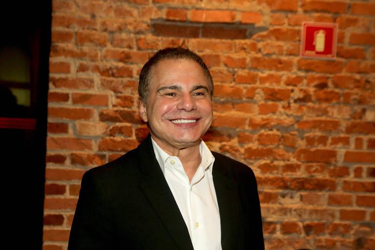 O dramaturgo Ricardo Linhares