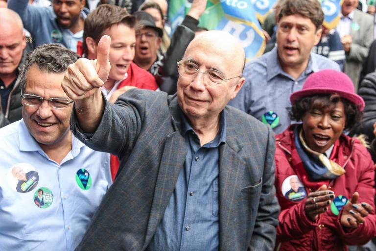 Com Meirelles estagnado, MDB nos estados aposta em PT e Jair Bolsonaro