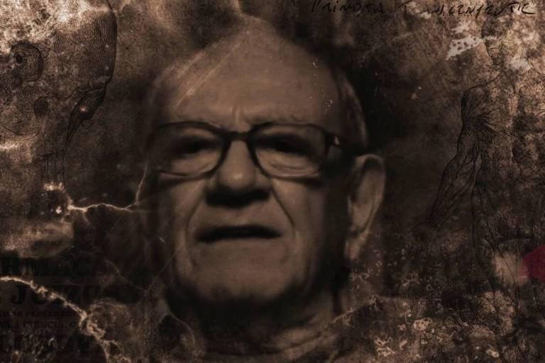 """Cena do documentário """"Tudo É Irrelevante, Hélio Jaguaribe"""""""
