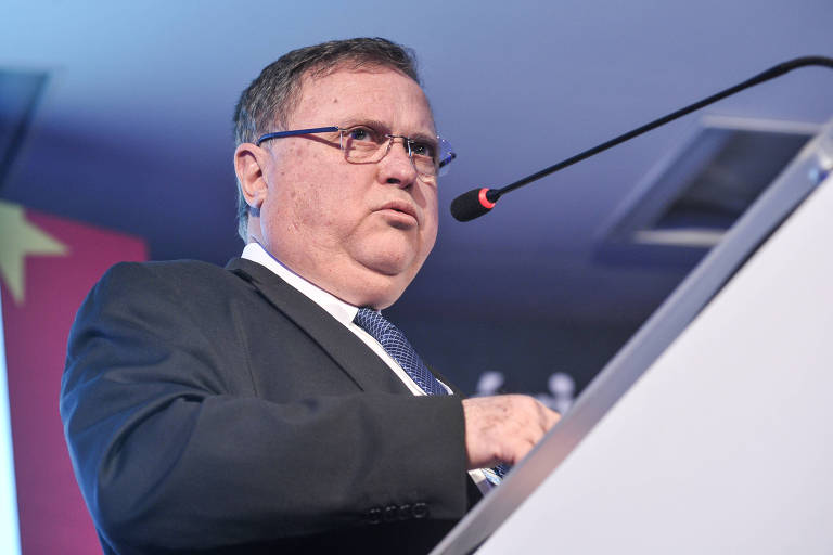 Blairo Maggi, ministro da Agricultura, Pecuária e Abastecimento