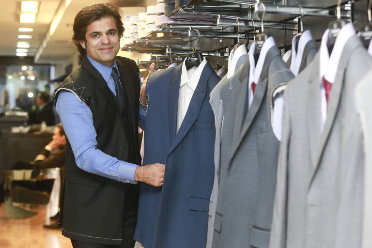 F5 - Estilo - Em busca do terno perfeito  O que é tendência e como ... 709b4206629