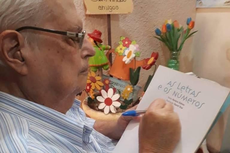 Horácio Dídimo (1935-2018), Autor de literatura infantil cearense, transparecia leveza