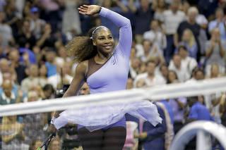f16ac99760d Serena Williams domina tenista da Letônia e vai à final do Aberto dos EUA