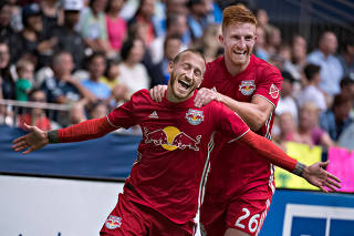 (SP)CANADA-VANCOUVER-SOCCER-MLS-VANCOUVER WHITECAPS VS NEW YORK RED BULLS