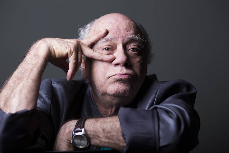 O ator Tonico Pereira