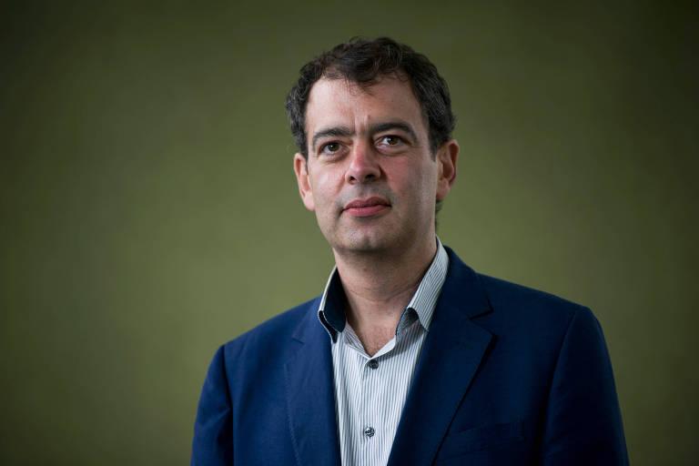O cientista político britânico David Runciman, 51, que é professor da Universidade de Cambridge