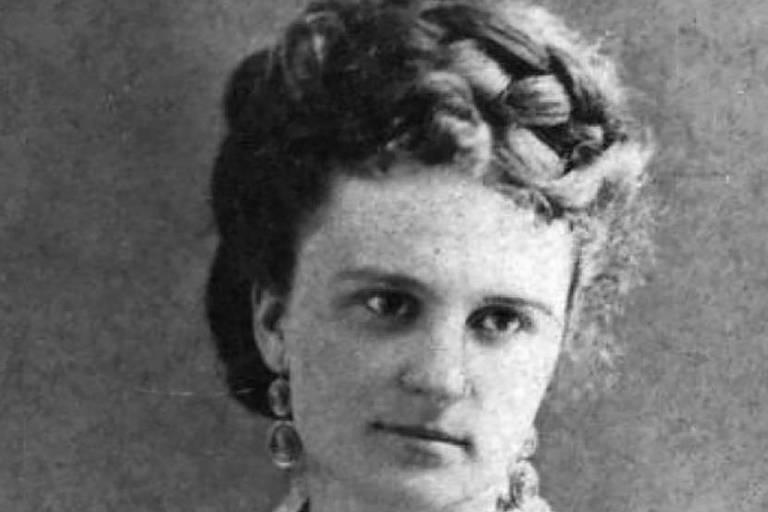 A escritora Kate Chopin