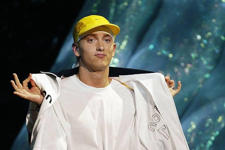 Eminem no MTV Video Music Awards 2019