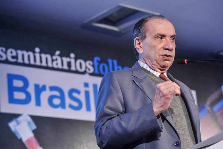 Aloysio Nunes, atual ministro das Relações Exteriores e futuro comandante da Investe SP