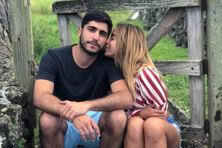 Anitta e o marido o empresário Thiago Magalhães estão se separando