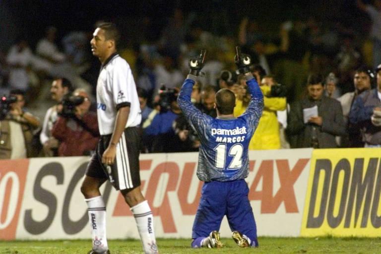 Clássicos que marcaram rivalidade Corinthians e Palmeiras