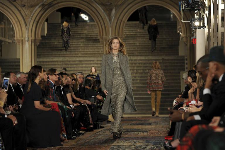 Semana de moda de Nova York - Desfiles de Primavera-Verão 2019