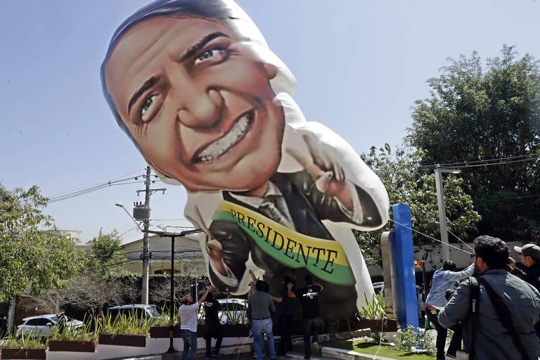 Eleições 2018 - Jair Bolsonaro