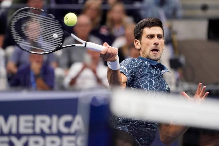 Final masculina do Aberto de tênis dos Estados Unidos
