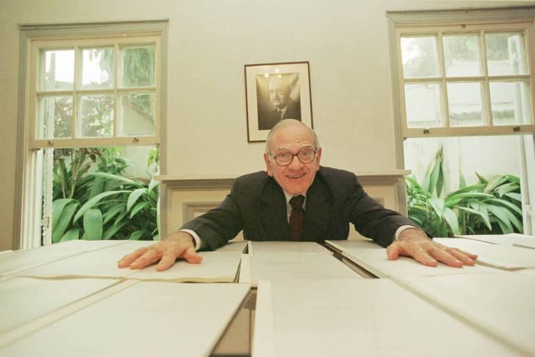 Sociólogo e cientista político Helio Jaguaribe morre no Rio, aos 95 anos