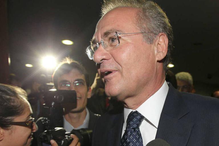 Renan Calheiros diz não ver chance de impeachment, mas prevê ano de impopularidade para Bolsonaro