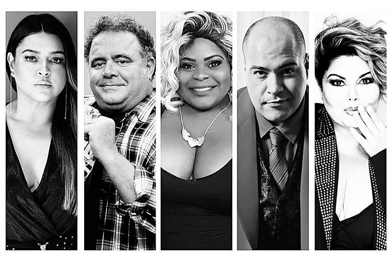 Preta Gil, Leo Jaime, Jojo Todynho, Tiago Abravanel e Fabiana Karla levantam a bandeira pelo amor próprio