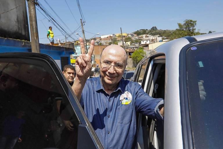 Eleições 2018 - Henrique Meirelles