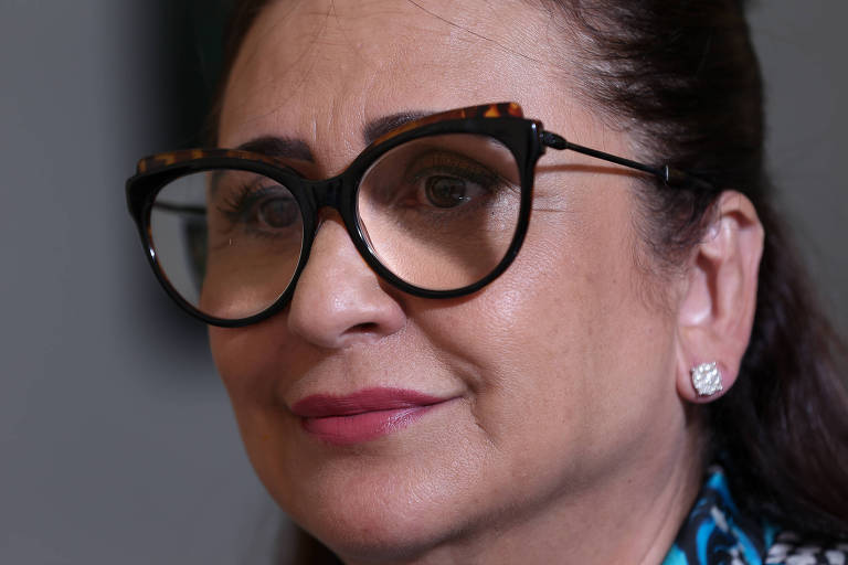 Senadora Kátia Abreu (PDT-TO), candidata a vice na chapa de Ciro Gomes