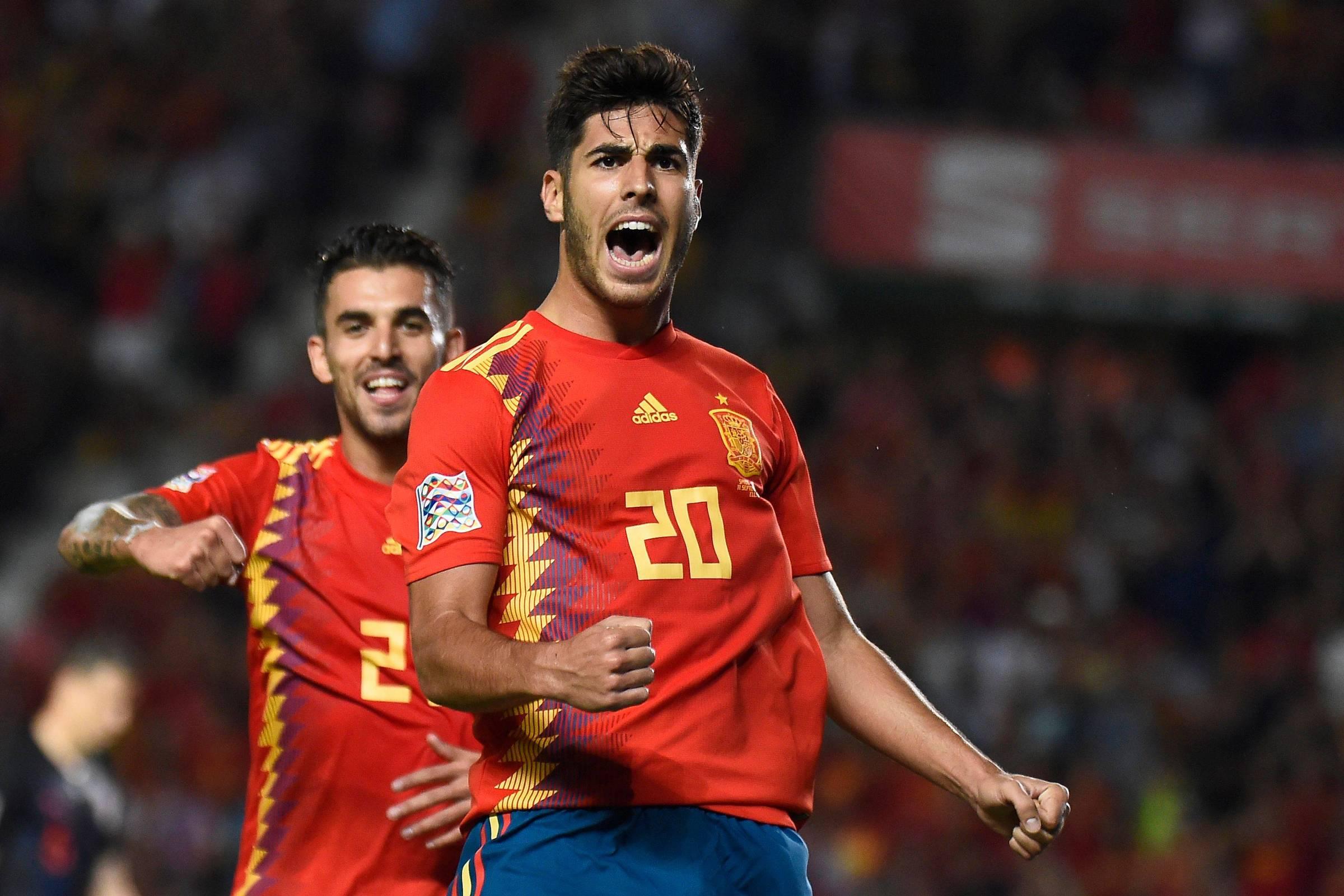 Espanha goleia a Croácia e se destaca no início da Liga das Nações -  11 09 2018 - Esporte - Folha 34ff3250bbd5b