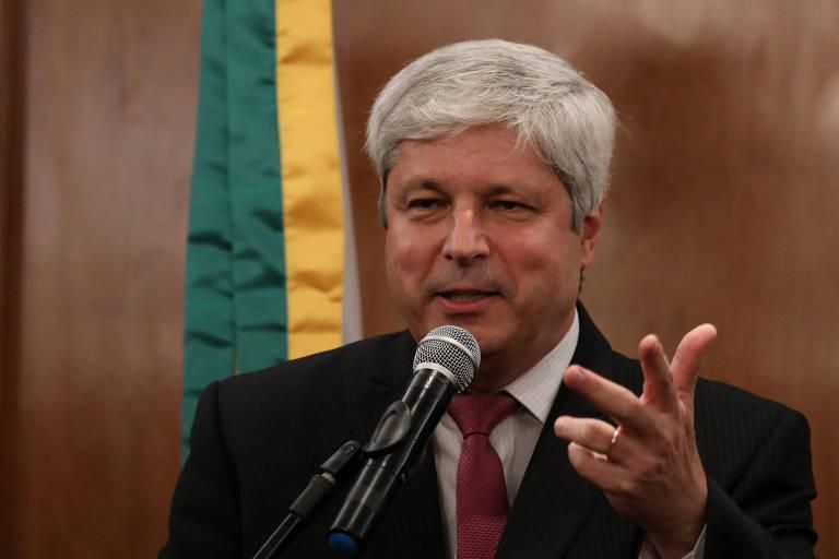 Ministro de Minas e Energia, Marcio Felix