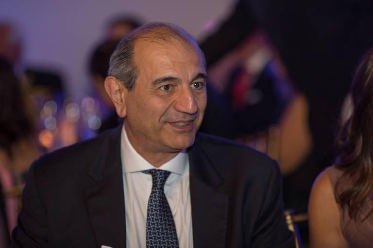 O médico Raul Cutait em evento em São Paulo, em 2017