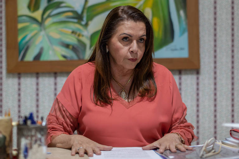 Suely Campos, governadora do estado de Roraima