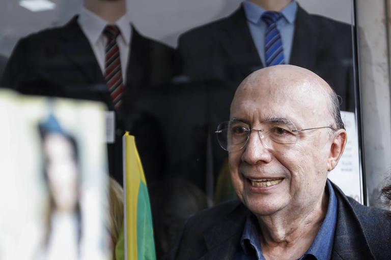 Candidato à Presidência, Henrique Meirelles (MDB)