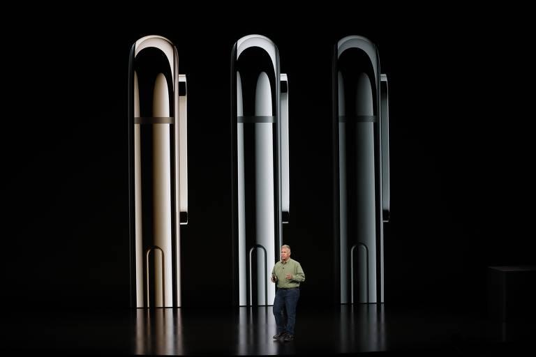 Lançamentos Apple em 2018