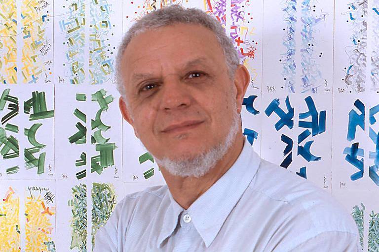 Artista plástico José Roberto Leonel Barreto