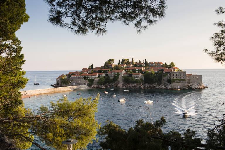 O que ver em Montenegro