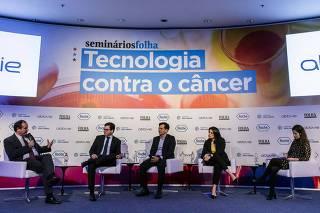 SEMINÁRIOS FOLHA - TECNOLOGIA CONTRA O CÂNCER
