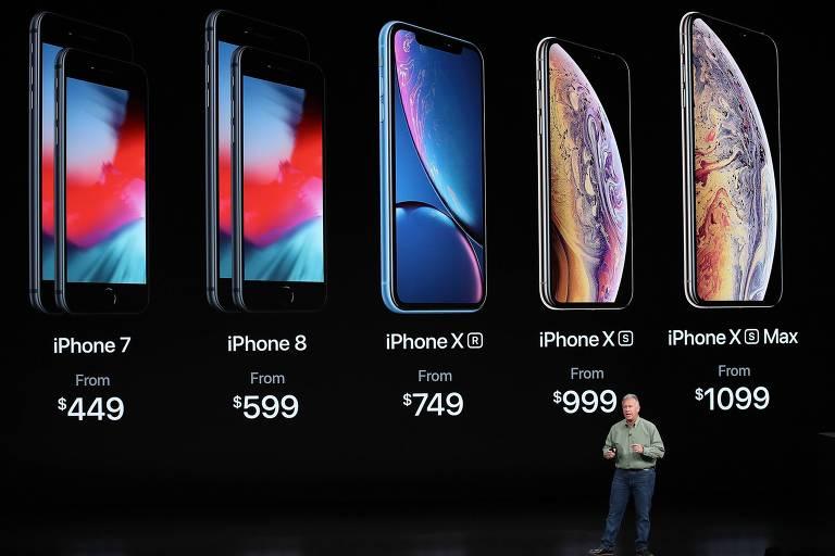 Lançamento da Apple