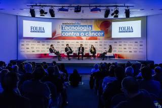 SEMIN�RIOS FOLHA - TECNOLOGIA CONTRA O CÂNCER