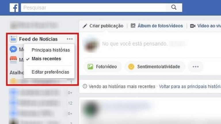 Não entre no papo das correntes: Facebook não limita feed a 25 amigos