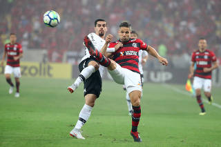 Copa do Brasil - Flamengo v Corinthians Semi Final First Leg