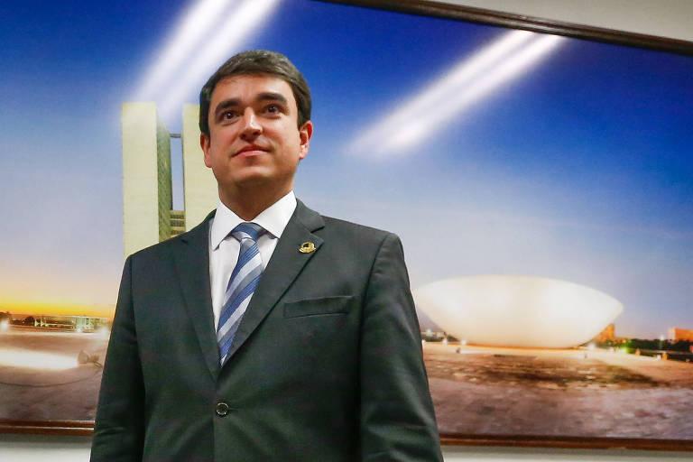 O conselheiro do CNMP (Conselho Nacional do Ministério Público) Luiz Fernando Bandeira de Mello Filho